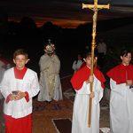 Celebração de Corpus Christi em Formoso