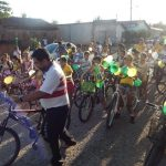1º Passeio Ciclístico da Paróquia São João Maria Vianney