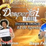 Evento Despertai tem Shows confirmados